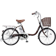 BE-ENU03T [電動アシスト自転車(20型) チョコブラウン リチウム・ビビ20]