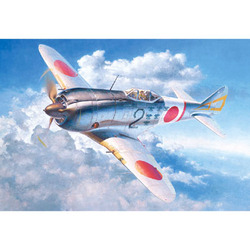 ST30 中島 キ44 二式単座戦闘機 鐘馗 II型 丙 [1/32スケール プラモデル]