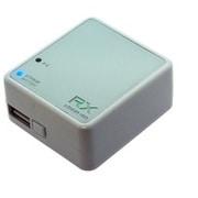 RX-LBAC10UWH リチウムAC充電器 1000mAh USBポート付