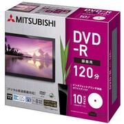 VHR12DP10H5 [録画用DVD-R 120分 1-8倍速 CPRM対応 10枚 インクジェットプリンタ対応]