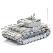 1/35 WWII ドイツ4号戦車H型 後期生産型 [2018年3月再生産]