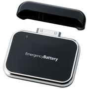 "TR-EBI-BK [iPod/iPhone用 乾電池式充電アダプター 単4×3本タイプ ""Simplism EmergencyBattery(シンプリズム エマージェンシーバッテリー)"" ブラック]"