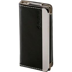 TR-LCFLNN4-CB [4th iPod nano用 フリップレザーケース チョコレートブラック]