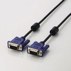 CAC-50BK [D-Sub15ピン(ミニ)ケーブル D-Sub15pin(ミニ)オス-D-Sub15pin(ミニ)オス スリムタイプ 5m]