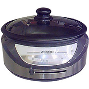 AGN40G-S [グリル鍋 シルバー 電気グリル鍋]