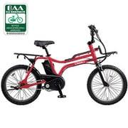 BE-ENZ03R [電動アシスト自転車(20型) ビンテージレッド EZ(イーゼット)]
