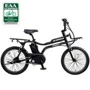 BE-ENZ03B [電動アシスト自転車(20型) マットブラック EZ(イーゼット)]