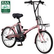 BE-ENCS03M [電動アシスト自転車(20型) シュガーピンク SugarDrop(シュガードロップ)]