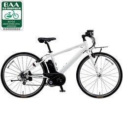 BE-ENHC78F [電動アシスト自転車(28型) ライトニングホワイト JETTER(ジェッター)]