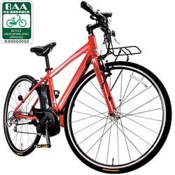 BE-ENHC78R [電動アシスト自転車(28型) フレアレッド JETTER(ジェッター)]