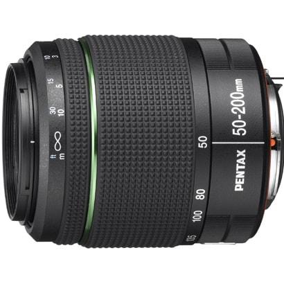 smc PENTAX-DA 50-200mm F4-5.6 ED WR [望遠ズームレンズ 50-200mm/F4.0-5.6 ペンタックスK]