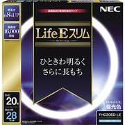 FHC20ED-LE [丸形スリム管蛍光灯 Life Eスリム 3波長形昼光色 20形(28W)]