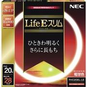 FHC20EL-LE [丸形スリム管蛍光灯 Life Eスリム 3波長形電球色 20形(28W)]