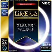 FHC27ED-LE [丸形スリム管蛍光灯 Life Eスリム 3波長形昼光色 27形(38W)]