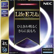 FHC41ED-LE [丸形スリム管蛍光灯 Life Eスリム 3波長形昼光色 41形(58W)]