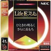 FHC41EL-LE [丸形スリム管蛍光灯 Life Eスリム 3波長形電球色 41形(58W)]