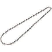 チタンチェーンネックレス [チタンネックレス(40cm)]