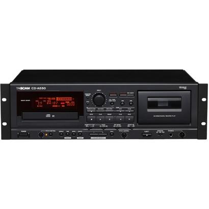 CD-A550 [業務用CDプレーヤー/カセットデッキ]
