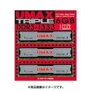 Cetus TCDDR3-6GB-1333 [DDR3-1333 2GB×3枚組 自作パソコン用メモリ]