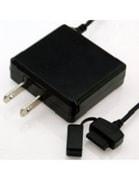 RX-JUA610FBK [FOMA用240V対応AC充電器 ブラック]