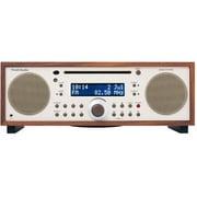 TVJPMSYCLA [デジタルAM/FMラジオ・ステレオ型CDプレーヤー クラシックウォールナット/ベージュ]