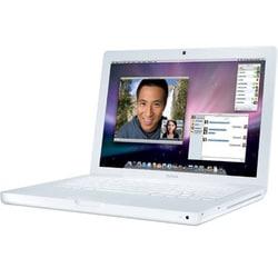 MacBook White 2.13GHz Intel Core2Duo 13.3インチワイド [MC240J/A]