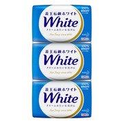 花王石鹸ホワイト バスサイズ [3個パック]