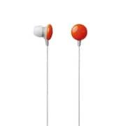 EHP-CIN20DR [カナルタイプヘッドホン オレンジ Sundries Colors]