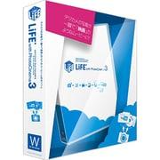 LiFE with PhotoCinema 3 Win アカデミック版 [Windows]