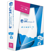 LiFE with PhotoCinema 3 Mac アカデミック版 [Mac]