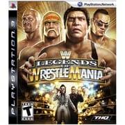WWE レジェンズ・オブ・レッスルマニア [PS3ソフト]