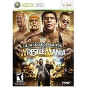 WWE レジェンズ・オブ・レッスルマニア [Xbox360ソフト]