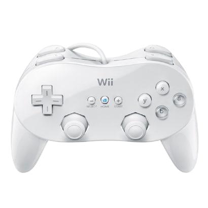 クラシック コントローラPRO シロ RVL-A-R2W [Wii用]