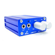 MICRO AMP109P [USB DAC搭載 ポータブルヘッドホンアンプ]