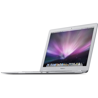 MacBook Air 2.13GHz Intel Core2Duo 13.3インチワイド [MC234J/A]