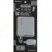 OWL-ACCC1SB(WH) [携帯電話専用AC充電器 Softbank対応 1.5m ホワイト]