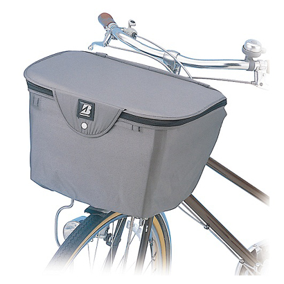 FBC-CM2(A462201GR)バスケツトカバー [自転車部品 グレー]