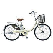 VGU430-OW24 [電動アシスト自転車(24型) アイボリー グッドラックSUSリチウム]