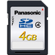 RP-SDP04GJ1K [SDHCカード CLASS4 4GB]