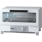 HTO-W1-W [オーブントースター ホワイト]
