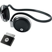 MOT-S305BK-IPOD [Bluetoothワイヤレスステレオヘッドセット iPod対応アダプターセット]