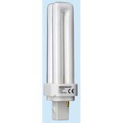 DULUX D 13W/840 [コンパクト形蛍光ランプ G24d-1口金 3波長形白色 13形]