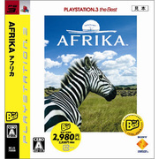 AFRIKA(アフリカ) PLAYSTATION3 the Best [PS3ソフト]
