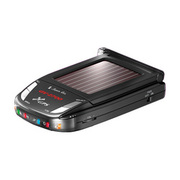 GV-2700 [GPSレーダー探知機 ソーラータイプ]