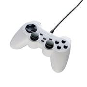 BSGP1203WH [有線ゲームパッド 12ボタン デジタル/アナログ対応 ホワイト]