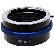 MFT/NIK [マウントアダプター レンズ側:ニコンF ボディ側:マイクロフォーサーズ]