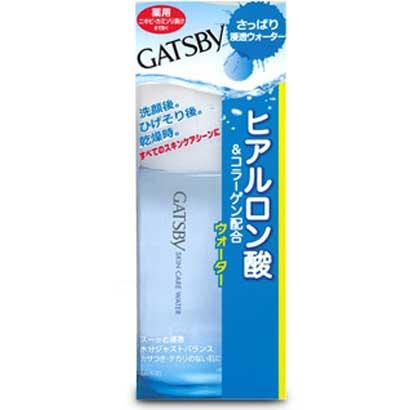 ギャツビー(GATSBY) [スキンケア ウォーター (医薬部外品)]