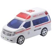 ミニサウンド エルグランド救急車