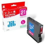 JIT-R21MH [リコー GC21MH互換 リサイクルインクカートリッジ マゼンタ]