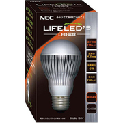 ELL6L-100V [LED電球 E26口金 電球色相当 270lm LIFELED'S]
